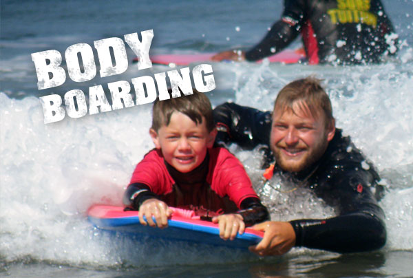 Body Boarding Lessons Bude