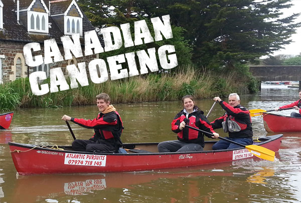 Canadian Canoeing Cornwall