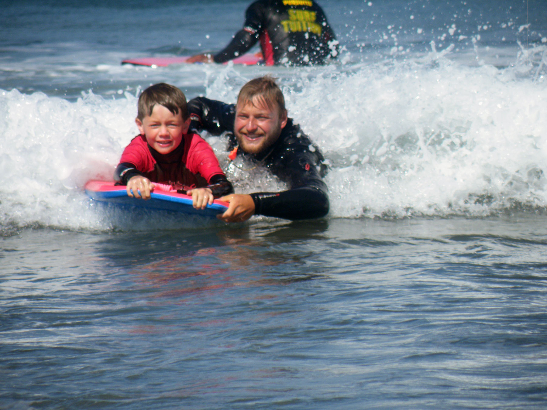 Body Boarding Classes Bude