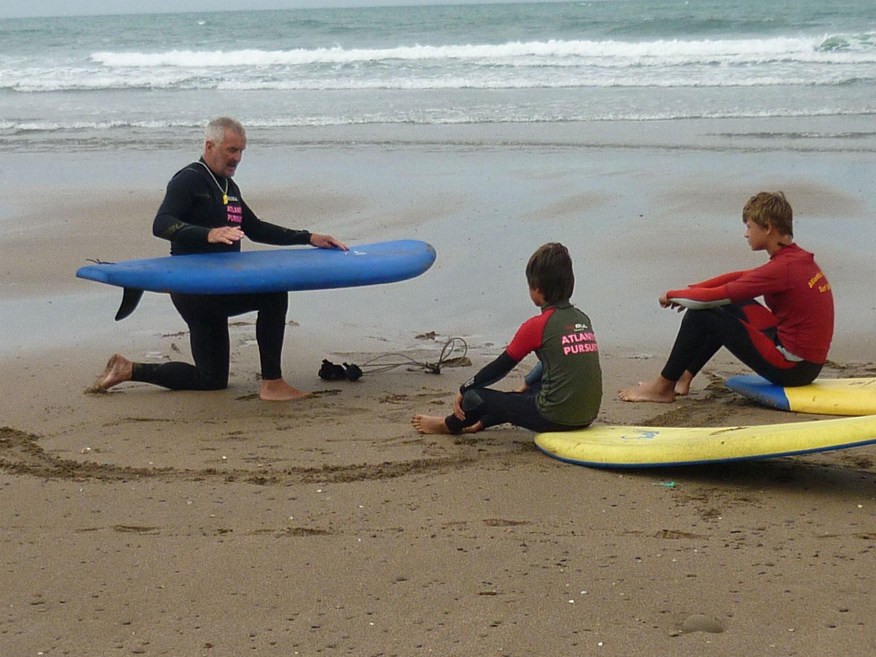 Surf School Bude