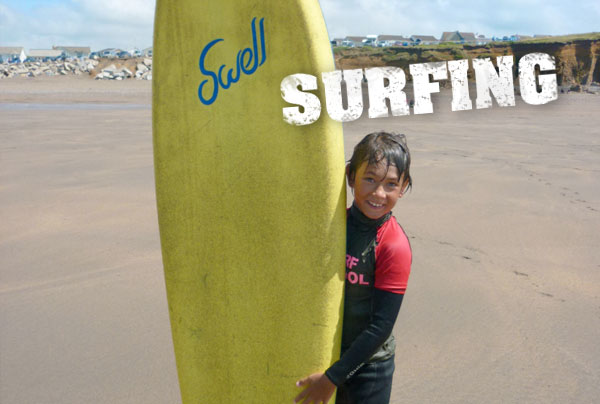 Surf Lessons Bude